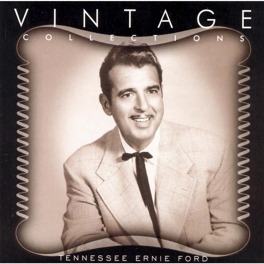 Tennessee Erni Ford - Vintage Collection (CD)