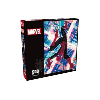 Buffalo Games Marvel: The Spectacular Spider-Man Jigsaw Puzzle - 500pc