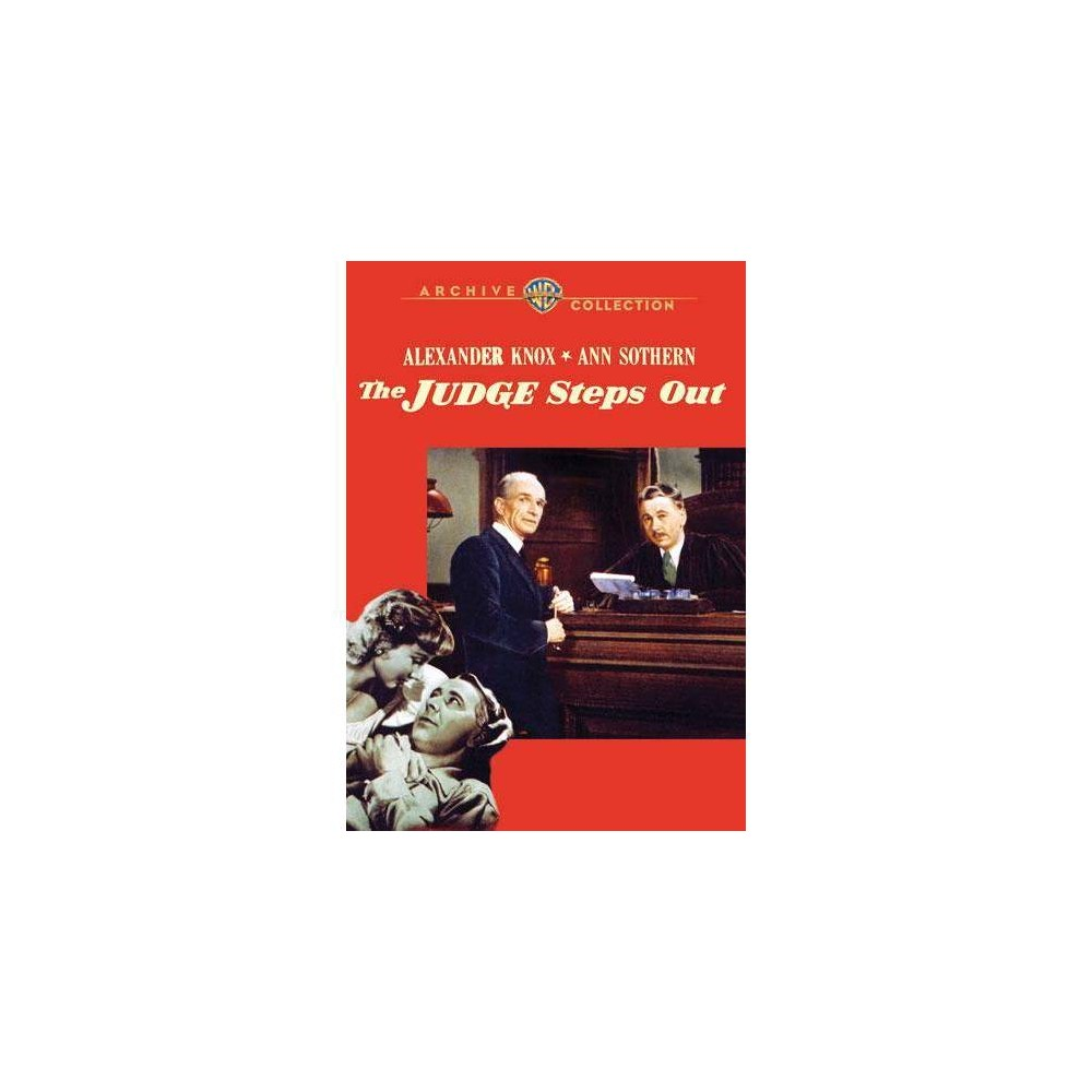 The Judge Steps Out Dvd 2011