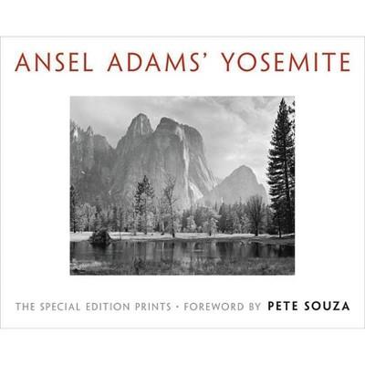 Ansel Adams' Yosemite - (Hardcover)