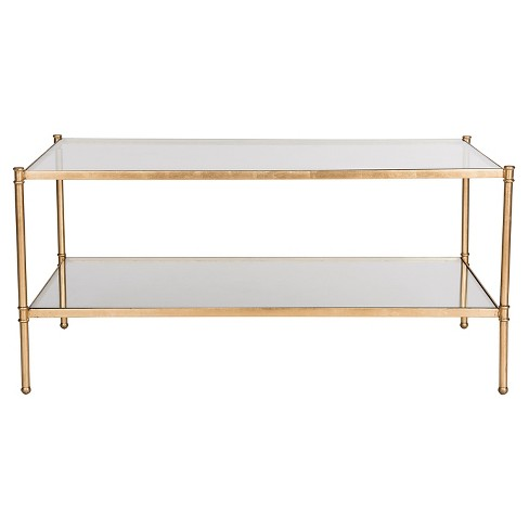 Coffee Table Gold - Safavieh® - image 1 of 2