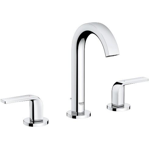 597 Defined 1 2 Gpm Widespread Bathroom