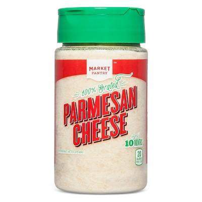 Parmesan Cheese 3oz - Market Pantry™