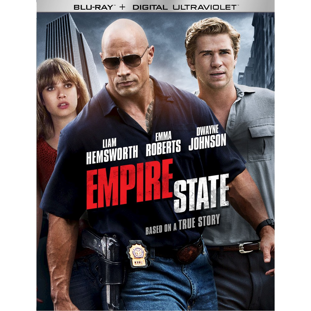 Empire State (Includes Digital Copy) (UltraViolet) (Blu-ray)