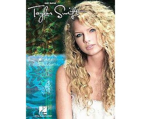 Taylor Swift for Easy Guitar (Paperback) - image 1 of 1