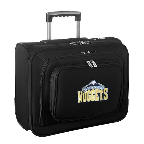 NBA® Denver Nuggets Mojo Wheeled Laptop Suitcase - image 1 of 4
