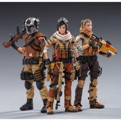 Wasteland Hunter 45th Legion   Joy Toy Action figures