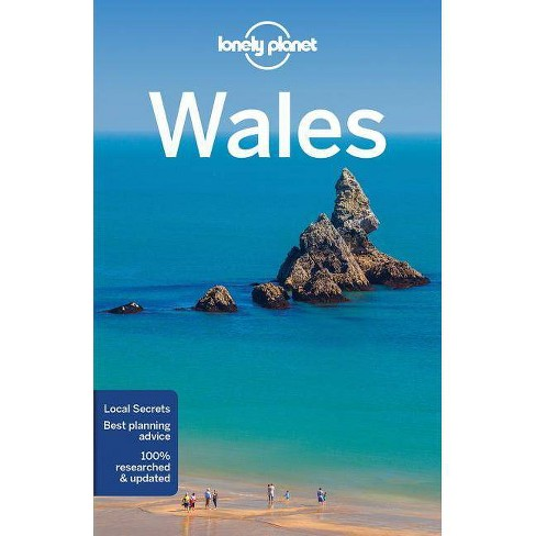 Lonely Planet Wales - (Country Guide) 6 Edition by  Peter Dragicevich & Hugh McNaughtan (Paperback) - image 1 of 1