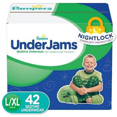 Pampers UnderJams Boys'
