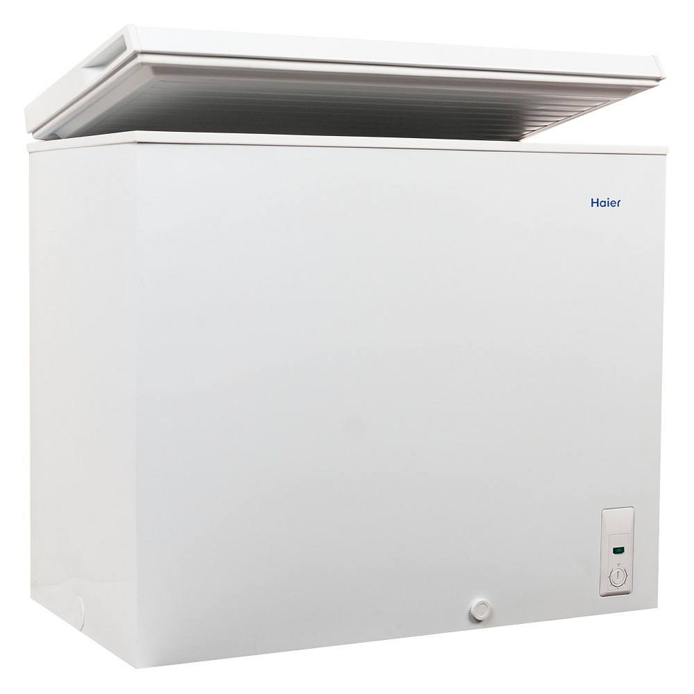 Haier 7 Cu. Ft. Chest Freezer - White HF71CM33NW