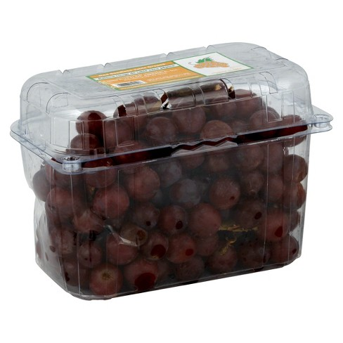 Red Grapes - 2lb - image 1 of 1