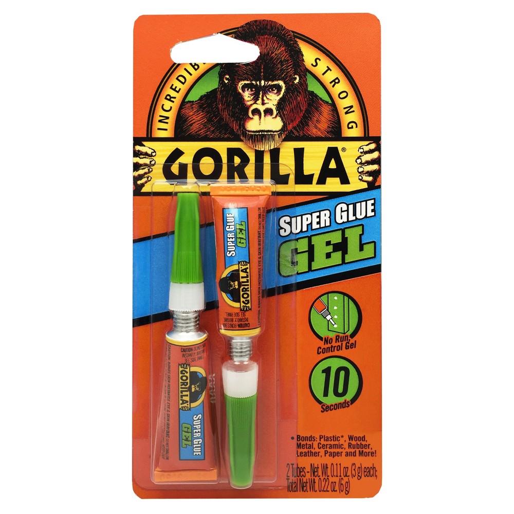 Image of Gorilla Glue 6g Clear Gel