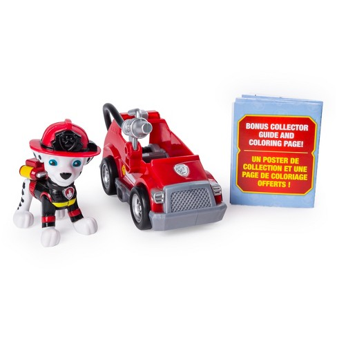 PAW Patrol Ultimate Rescue Marshall Mini Fire Cart - image 1 of 5