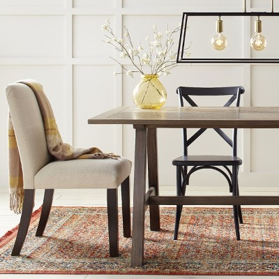 Traditional Harvest Dining Room Furniture With Accent ...