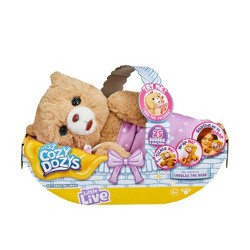 Little Live Cozy Dozys - Cubbles the Bear