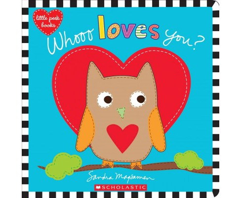 Whooo Loves You? (Hardcover) (Sandra Magsamen) - image 1 of 1