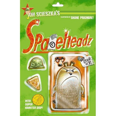 Spaceheadz, Book 3 - (Spaceheadz (Hardcover)) by  Jon Scieszka (Hardcover) - image 1 of 1