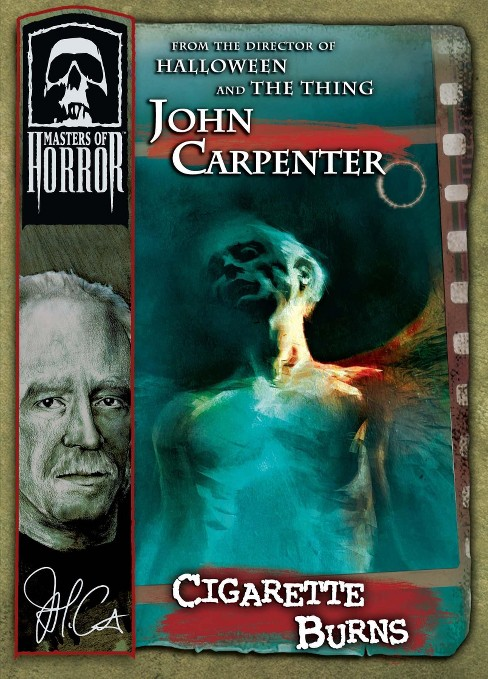 Masters of Horror: Cigarette Burns (dvd_video) - image 1 of 1