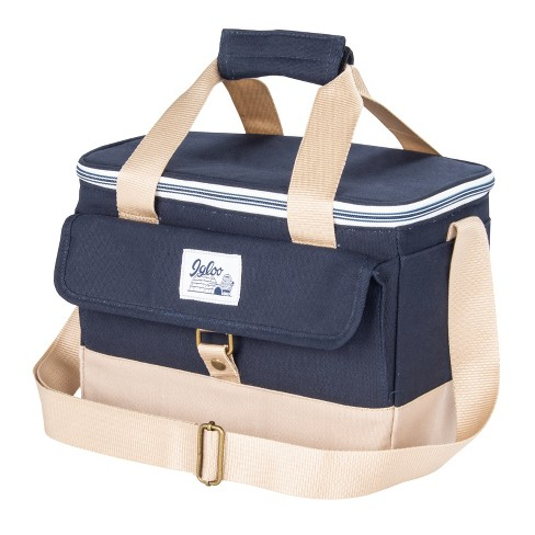 Igloo Lunch Tote Companion - Blue/Khaki - image 1 of 4
