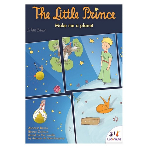 Little Prince Make Me a Planet Board Game - image 1 of 1