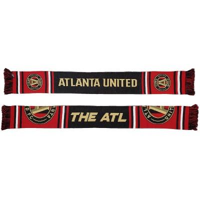 MLS Atlanta United FC Knit Block Scarf