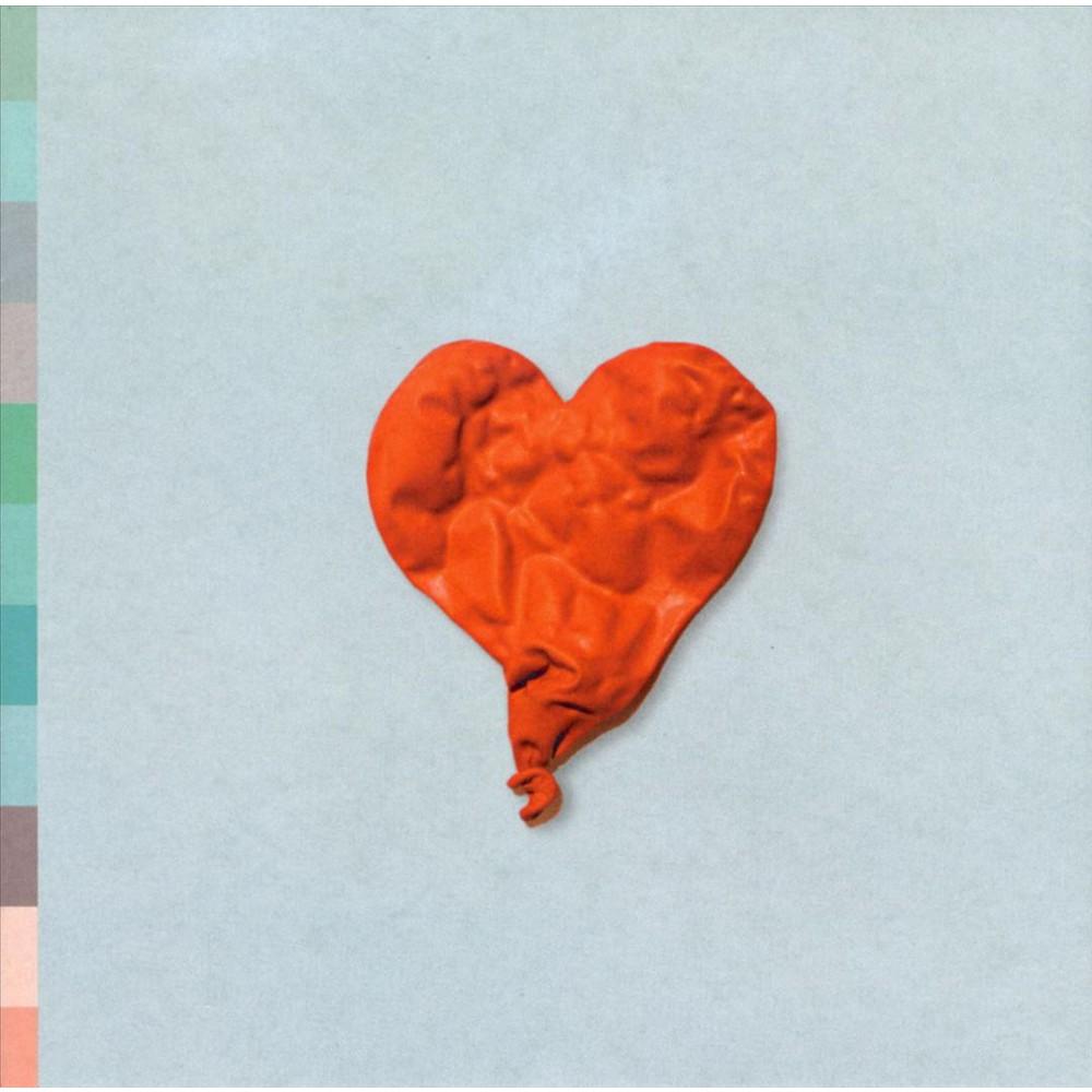 Kanye West 808s Heartbreak Cd