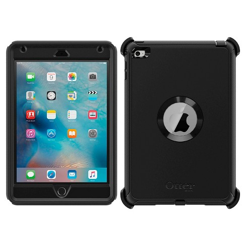 finest selection 0b2b2 165db OtterBox® iPad Mini 4 Defender Case - Black