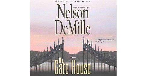 Gate House : Library Edition (Unabridged) (CD/Spoken Word) (Nelson DeMille) - image 1 of 1