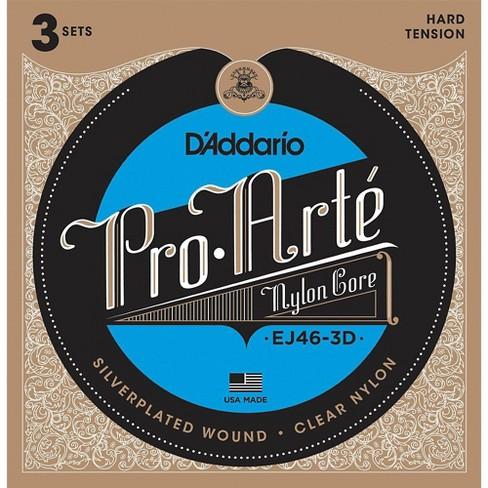 D'Addario EJ46 Pro-Arte Classical Guitar Strings 3-Pack - image 1 of 1