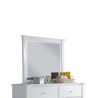 Mallowsea Kids' Dresser Mirror White - Acme Furniture