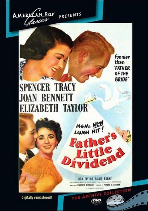 Father's little dividend (DVD) - image 1 of 1