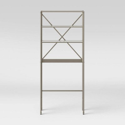 Metal/Glass Etagere - Threshold™