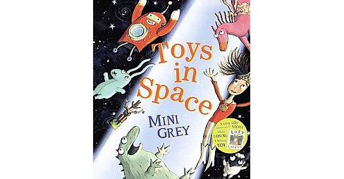 Toys in Space (Hardcover) - image 1 of 1