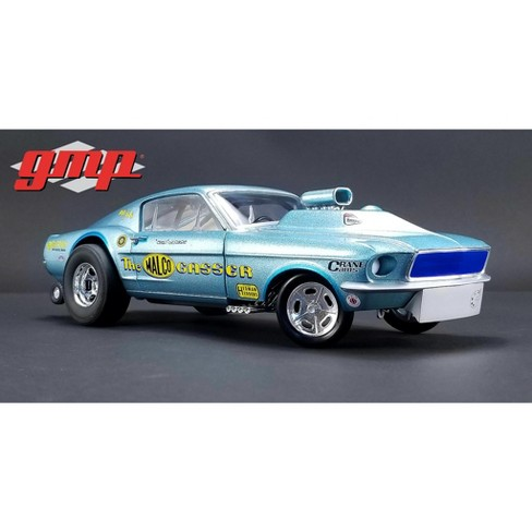 ohio george's 1967 ford mustang malco gasser w/ airplow front