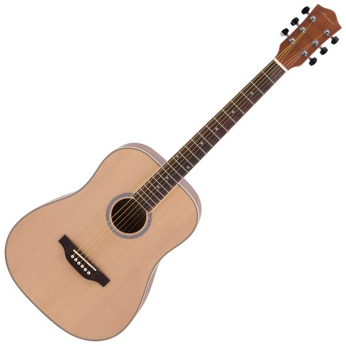 Archer AD10 6 String Acoustic Guitar - Natural - image 1 of 1
