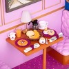 Our Generation Pegged Accessory - Dining Car Breakfast Set - image 3 of 3
