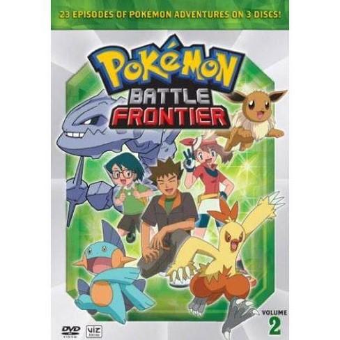 Pokemon Battle Frontier Box 2 (DVD) - image 1 of 1