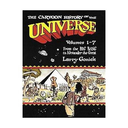 Cartoon History Of The Universe 1   Volumes 1-7 (Reprint) (Paperback ... bb33608bde511