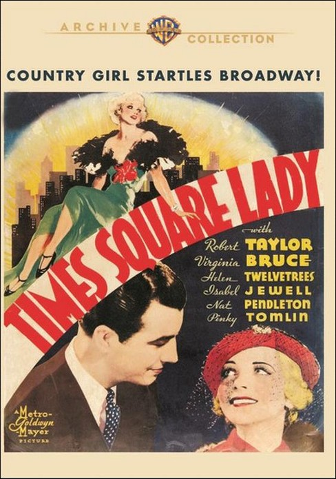 Times square lady (DVD) - image 1 of 1