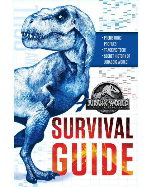Jurassic World Fallen Kingdom : Survival Guide -  by David Lewman (Paperback) - image 1 of 1