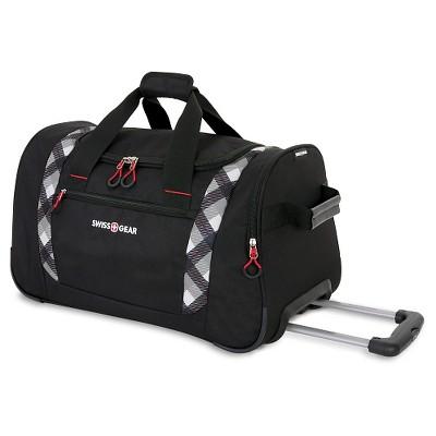 Limited Edition Rolling Duffel Bag