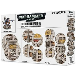 Warhammer Sector Mechanicus Industrial Bases GWS 66-95