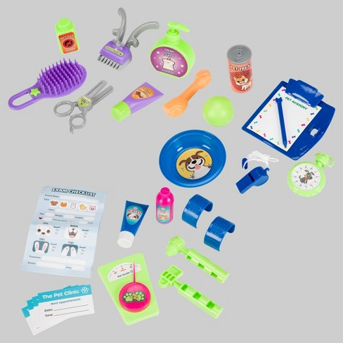 29pc Pet Care Dress Up Accessories - Toysmith - image 1 of 4