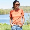 Women's Slim Fit Short Sleeve T-Shirt - A New Day™ - image 4 of 4
