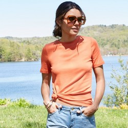 Women's Slim Fit Short Sleeve T-Shirt - A New Day™