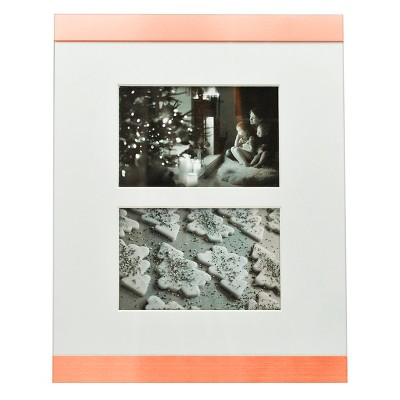 4 x6  Kelly Lane Aluminium Frame Rose Gold - Threshold™