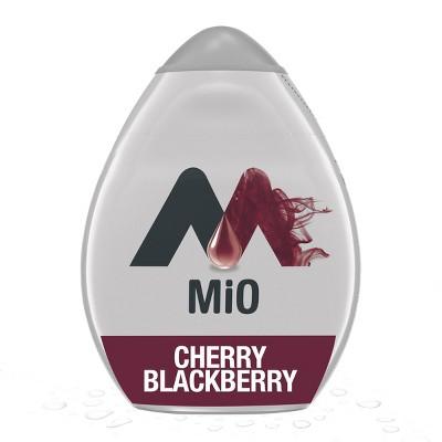 MiO Cherry Blackberry Liquid Water Enhancer - 1.62 fl oz Bottle