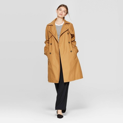 Women's Trench Coat - A New Day™ - image 1 of 2