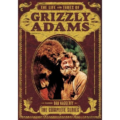 Grizzly Adams: The Complete Series (DVD)(2016)