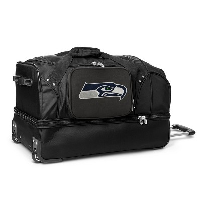 "NFL Mojo 27"" Rolling Drop Bottom Duffel Bag"